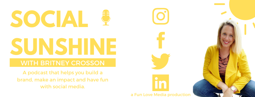 social sunshine header new